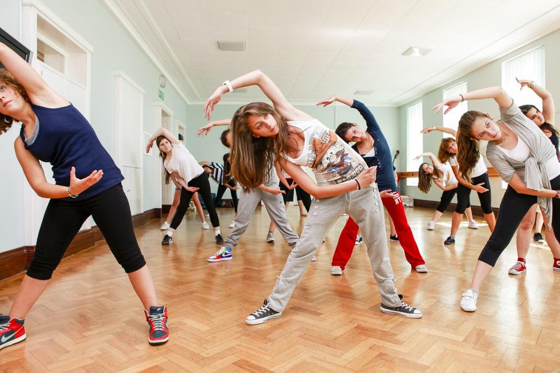 séjour linguistique activité cours danse