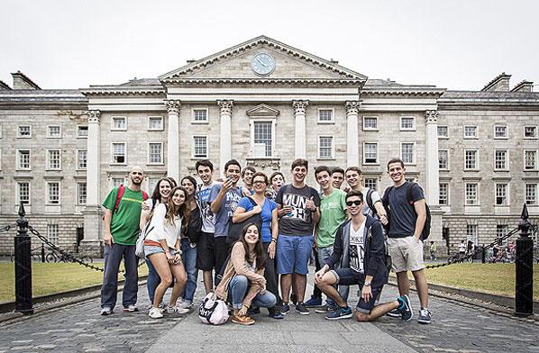 séjour linguistique adultes Dublin Irlande