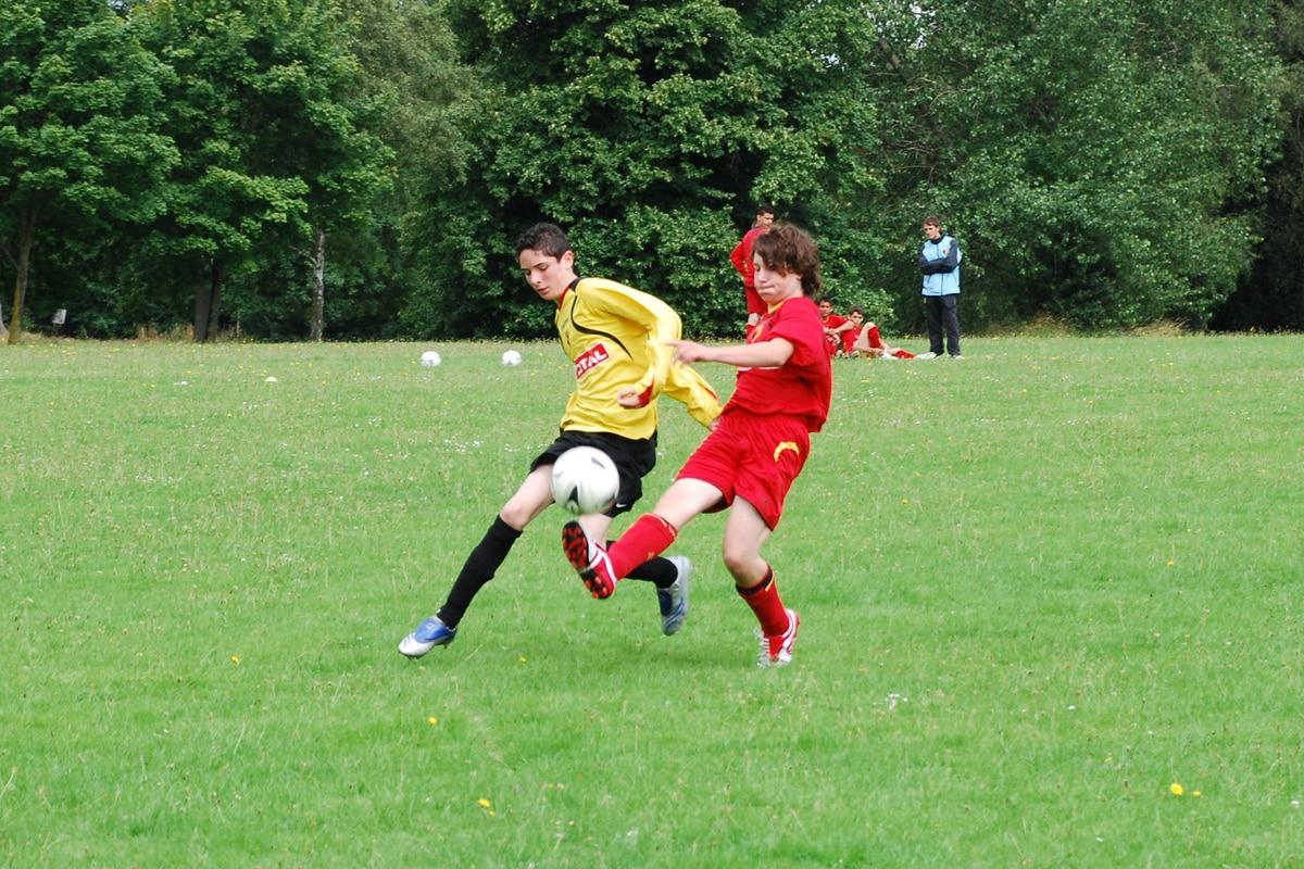 séjour linguistique activité sport football
