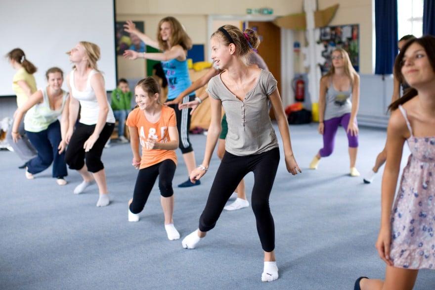 Dance activity