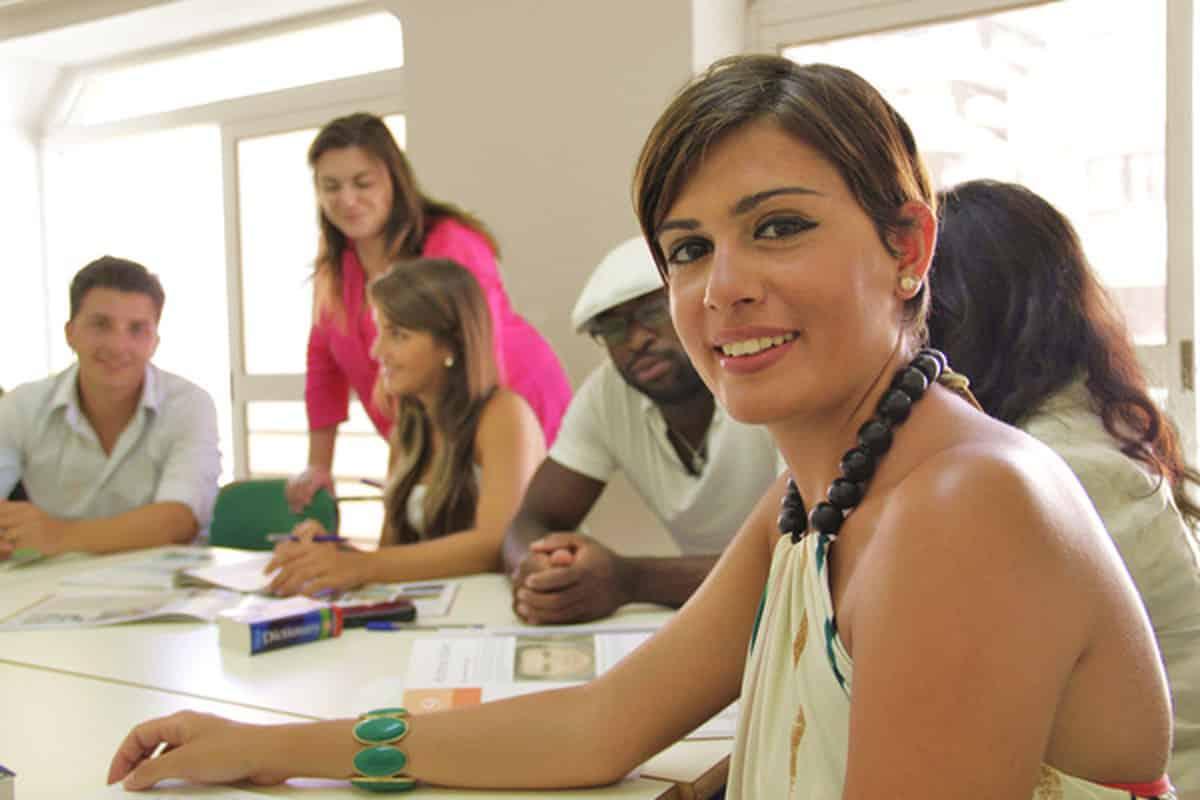 séjour linguistique malte cours classe