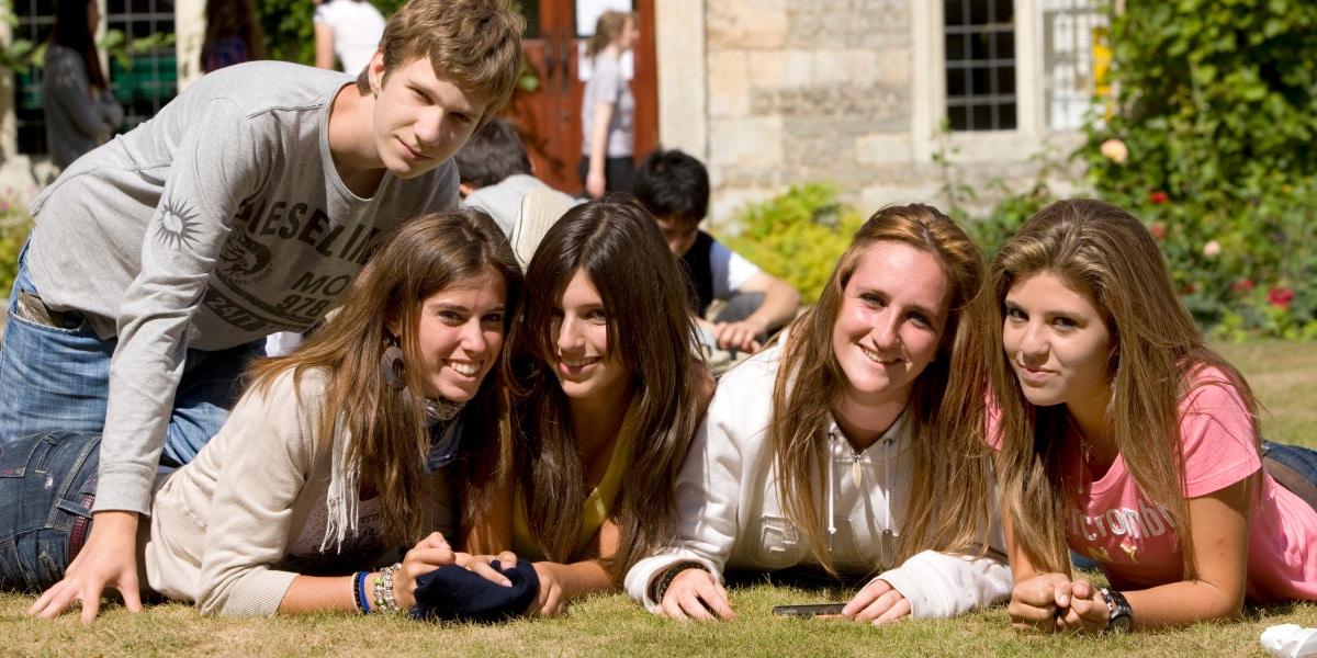 séjour linguistique groupe étudiant