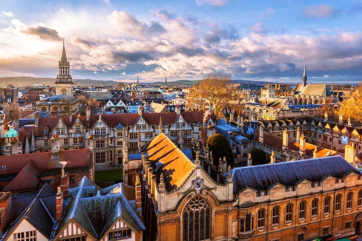 séjour linguistique universités anglaises oxford