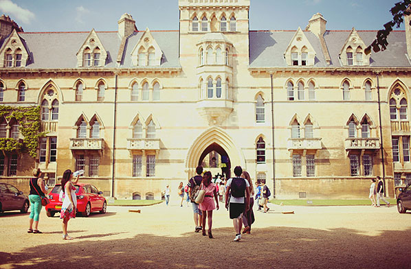Séjour linguistique à Oxford