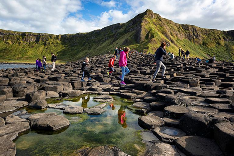 séjour linguistique irlande excursion voyage