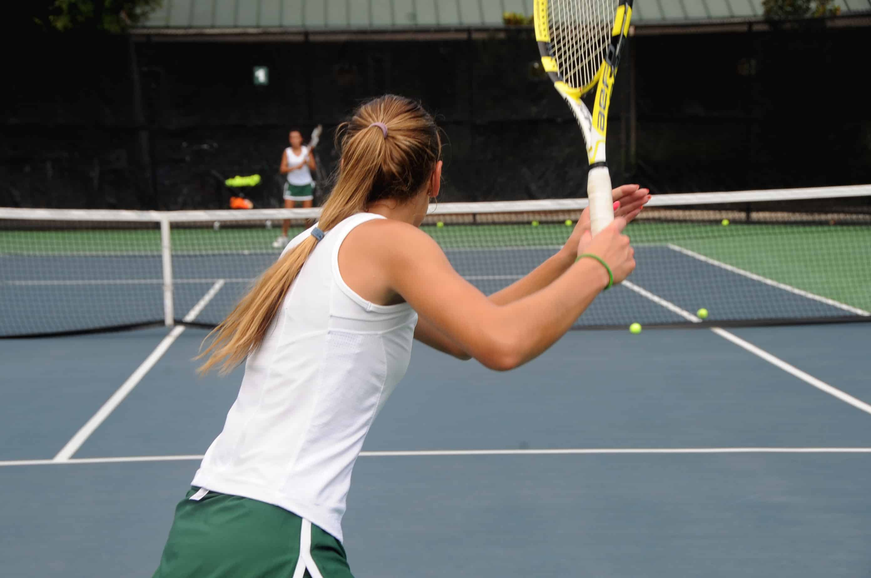 séjour linguistique sport tennis activité