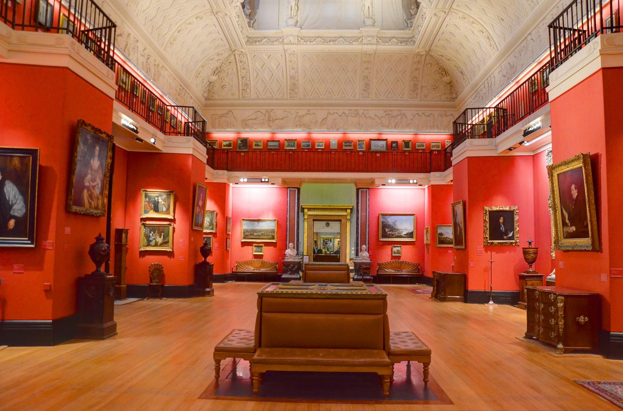 séjour linguistique angleterre cambridge musée
