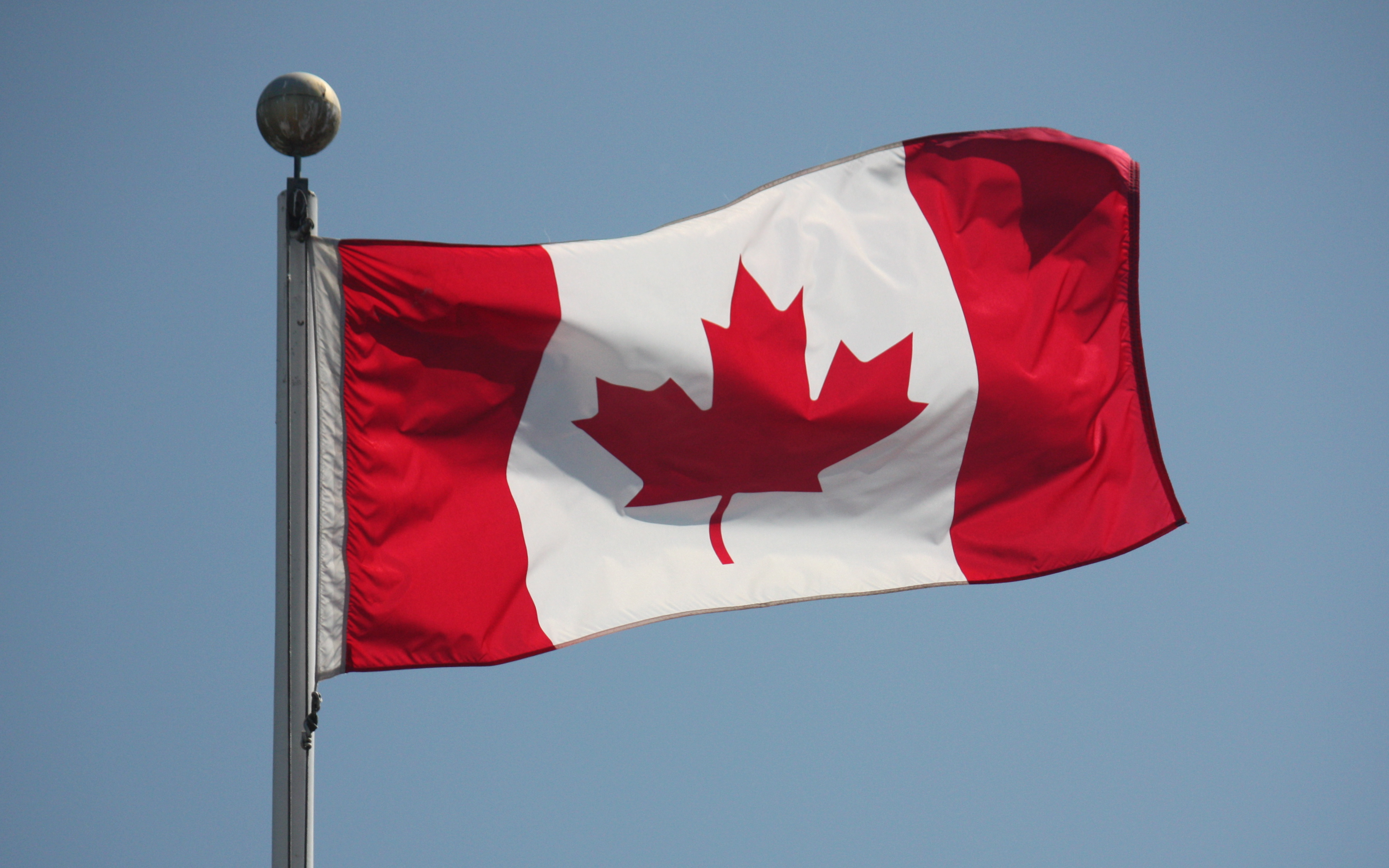 séjour linguistique canada drapeau
