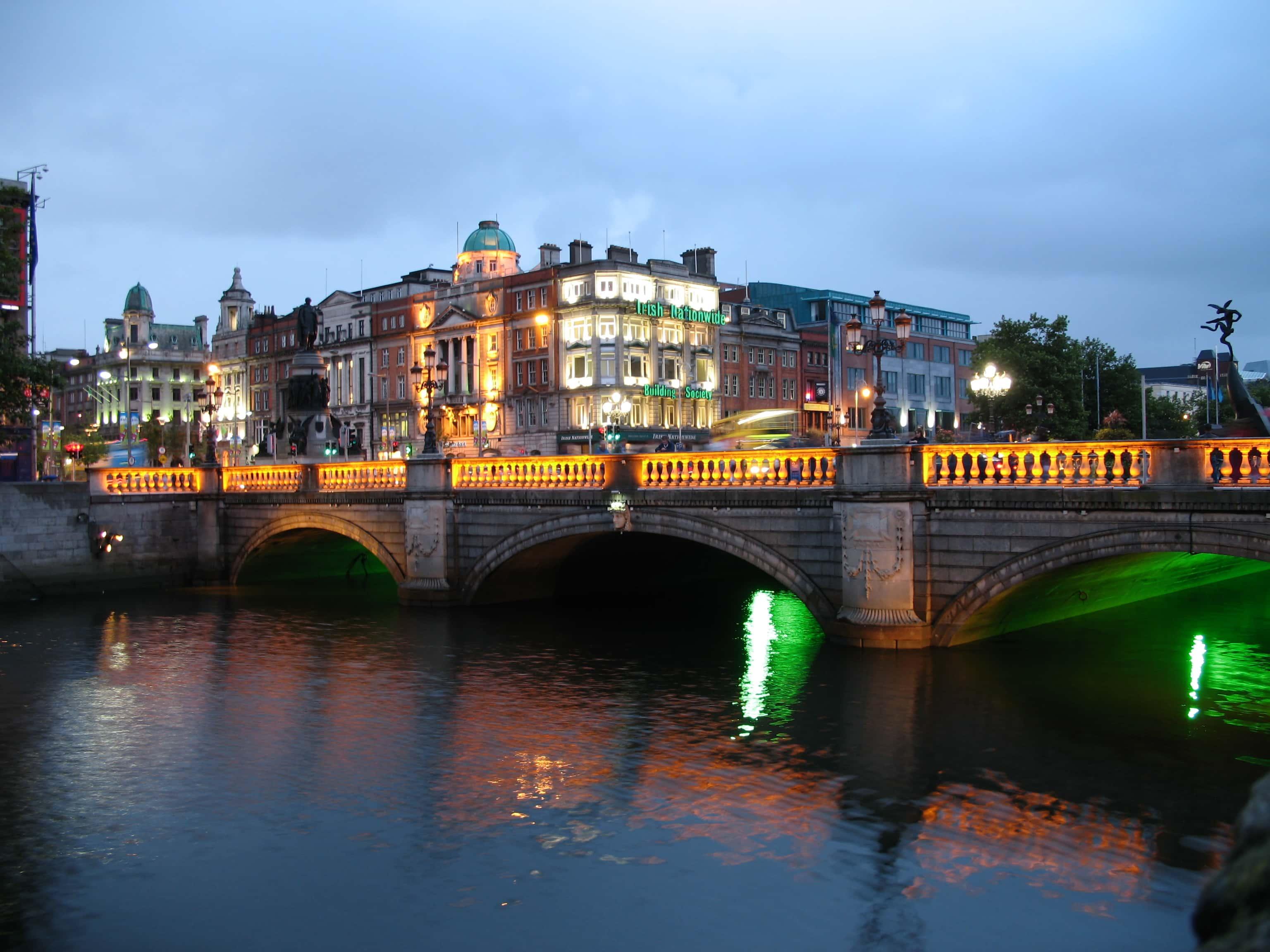 sejour linguistique irlande