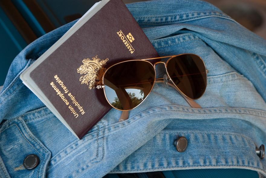 séjour linguistique voyage passeport
