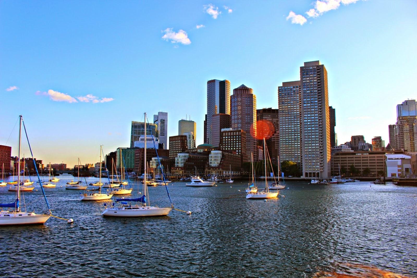 séjour linguistique états-unis boston port