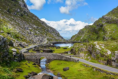 Immersion Irlande