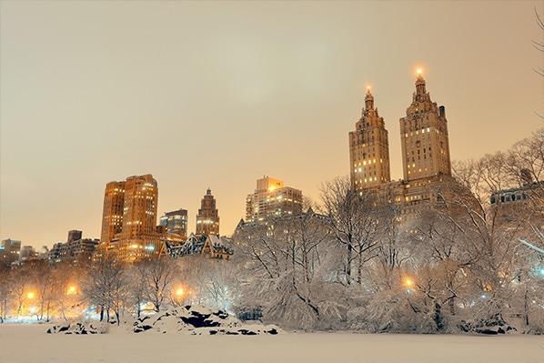 Noël à New York