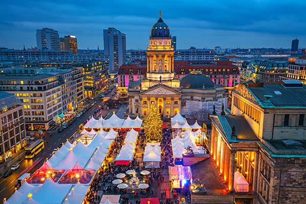 Séjour linguistique noel berlin
