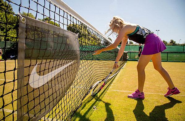 Nike summer camp à Brighton - VELA