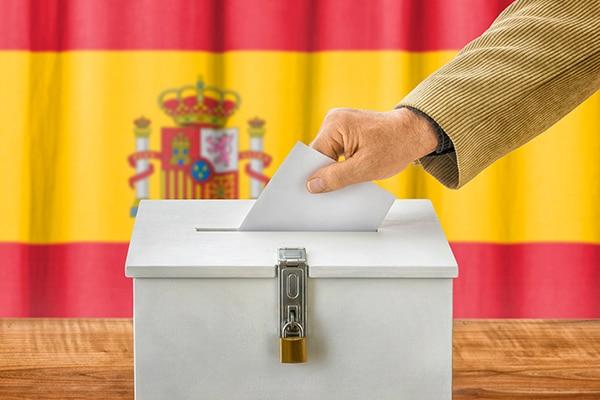 politique en Espagne